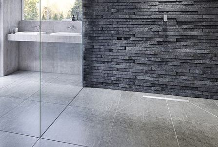 Aquadec Linear 3 wet room shower floor former