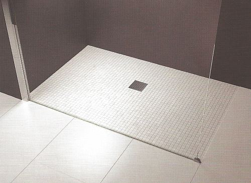 NOVELLINI QUATTRO DECK prefabricated wet room shower floor formers